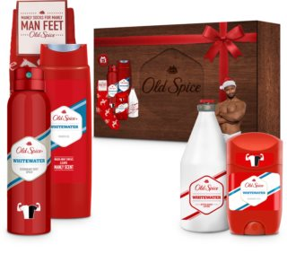 Old Spice Whitewater coffret V. (para homens)