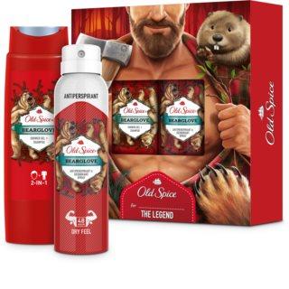 Old Spice Bearglove set cadou I. (pentru barbati)