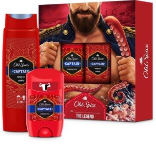 Old Spice Captain lote de regalo II. (para hombre)