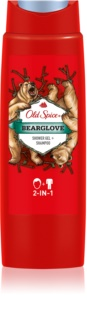 Old Spice Bearglove Shower Gel for Men