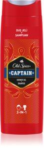 Old Spice Captain gel za tuširanje za tijelo i kosu