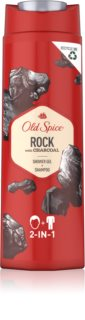Old Spice Rock Body and Hair Shower Gel