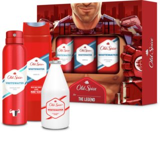 Old Spice Whitewater coffret II. para homens