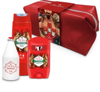 Old Spice Bearglove coffret para homens