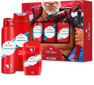 Old Spice Whitewater Gift Set  IV. voor Mannen