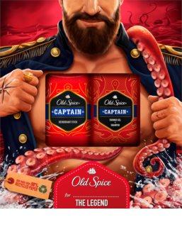 Old Spice Captain Gavesæt  VII. til mænd