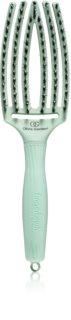 Olivia Garden Fingerbrush Nano Ionic ravna četka za kosu