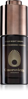 Omorovicza Gold Night Drops Renewal Facial Serum with Gold