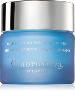 Omorovicza Blue Diamond Resurfacing Peel élénkitő peeling az érzékeny arcbőrre