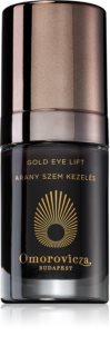 Omorovicza Gold Eye Lift liftinges szemkrém aranytartalommal