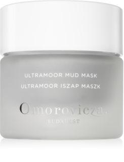 Omorovicza Moor Mud Ultramoor Mud Mask Puhdistava Naamio Ikääntymistä Estävän Vaikutuksen Kanssa