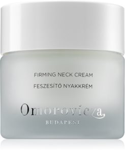 Omorovicza  Firming Neck Cream зміцнюючий крем для шиї та зони декольте