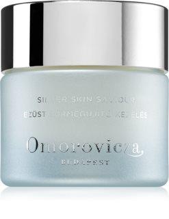 Omorovicza Silver Skin Saviour καθαριστική μάσκα προσώπου για προβληματική επιδερμίδα