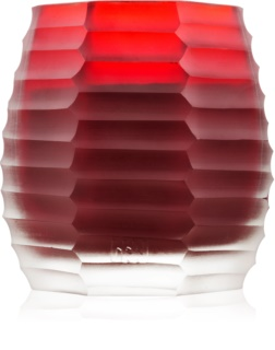 ONNO Cubo Manyara vonná sviečka (red)