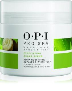 OPI Pro Spa exfoliante hidratante para manos