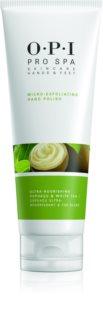 OPI Pro Spa crema exfoliante suave  para manos