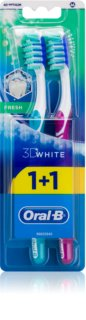 Oral B 3D White Fresh Zahnbürste Medium