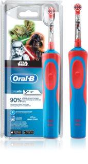 Oral B Stages Power Star Wars D12.513K električna zobna ščetka za otroke