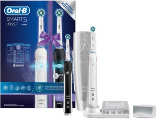 Oral B Smart 5 5900 DUO D601.525.5HXP Electric Toothbrush
