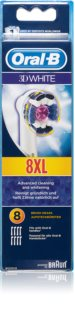 Oral B 3D White EB18-8 nadomestne glave za zobno ščetko 8 ks