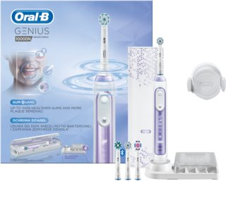 Oral B Genius 10000N Orchid Pur Electric Toothbrush