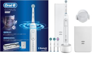 Oral B Genius 10200W White Electric Toothbrush
