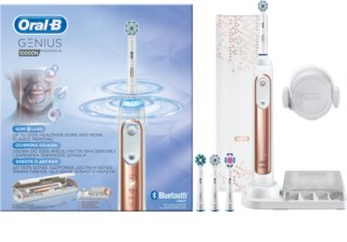 Oral B Genius 10000N Rosegold Electric Toothbrush