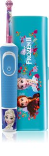 Oral B Vitality Kids 3+ Frozen Electric Toothbrush (+ Sleeve)