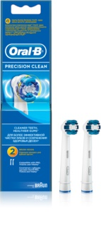 Oral B Precision Clean EB 20 Replacement Heads For Toothbrush 2 pcs
