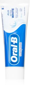 Oral B Complete Plus Extra White избелваща паста за цялостна грижа