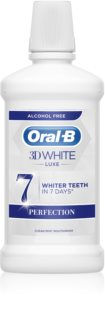 Oral B 3D White Luxe collutorio sbiancante