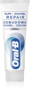 Oral B Gum & Enamel Repair Gentle Whitening dentifrice blanchissant doux