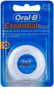 Oral B Essential Floss fil dentaire non ciré
