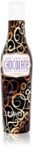 Oranjito Max. Effect Chocolate lait bronzant pour solarium avec biocomposants et accélérateur de bronzage