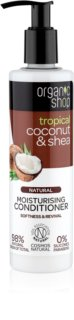 Organic Shop Natural Coconut & Shea Moisturizing Conditioner for Dry and Damaged Hair