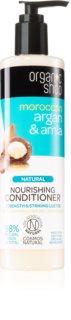 Organic Shop Natural Moroccan Argan & Amla  подхранващ балсам за боядисана и увредена коса