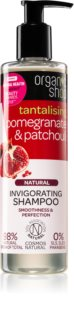 Organic Shop Natural Pomegranate & Patchouli sampon revigorant cu efect de hidratare