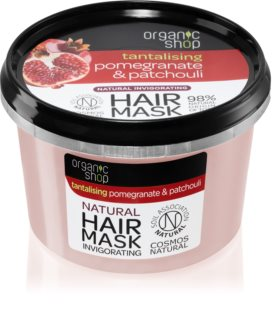 Organic Shop Tantalising Pomegranate & Patchouli Energising Hair Mask