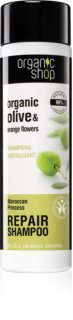 Organic Shop Organic Olive & Orange Flowers champô renovador