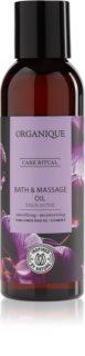 Organique Black Orchid óleo para banho e massagem
