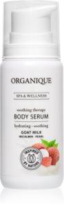 Organique Soothing Therapy Lindrande serum för ansikte och kropp