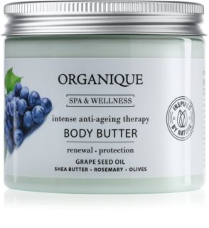 Organique Anti Ageing Therapy защитно масло за тяло против стареене на кожата