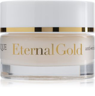 Organique Eternal Gold Anti-Wrinkle Therapy крем за околоочната зона за коригиране на тъмни кръгове и бръчки  с 24 каратово злато