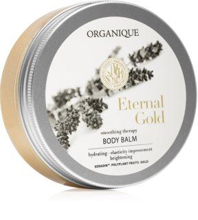 Organique Eternal Gold Smoothing Therapy aufhellendes, feuchtigkeitsspendendes Körperbalsam mit 24 Karat Gold