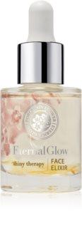 Organique Eternal Glow Shiny Therapy еликсир за лице за освежаване и хидратация