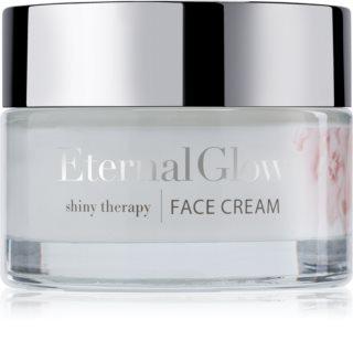 Organique Eternal Glow Shiny Therapy élénkítő krém az arcra