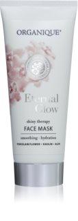 Organique Eternal Glow Shiny Therapy masca pentru netezire facial