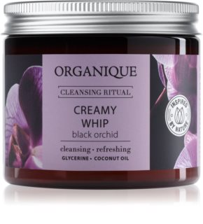 Organique Black Orchid душ пяна за тяло
