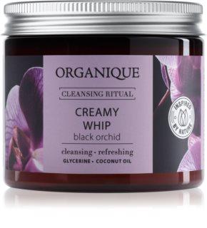Organique Black Orchid mousse de douche corps