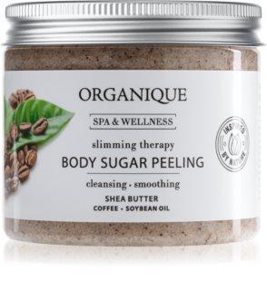 Organique Slimming Therapy Vartalon Sokerikuorinta Selluliitin Hoitamiseen